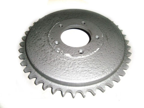 OLD MATCHLESS 42 TEETH 5 HOLES REAR SPROCKET 1950-1954 # 01-0293 AVAILABLE AT at Classic Spare Parts