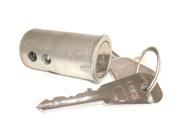 HI QUALITY STEERING LOCK AND KEYS - BRAND NEW BSA, NORTON, TRIUMPH MOTORCYCLES AVAILABLE AT at Classic Spare Parts