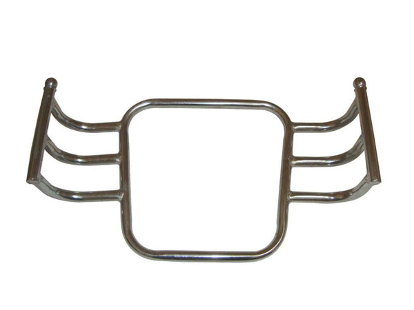 ROYAL ENFIELD GENUINE QUALITY WRAP AROUND ENGINE BAR CHROMED + MOUNTING HARDWARE AVAILABLE AT at Classic Spare Parts