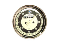 NEW RARE REPLICA REPRODUCTION R25/3 BMW SPEEDOMETER 0-90 MPH - HIGH QUALITY AVAILABLE AT at Classic Spare Parts