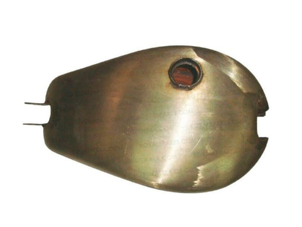 VINTAGE VELOCETTE NEW PETROL TANK 350CC OHV MDD, MOV & MAC MODELS 1941 ONWARDS AVAILABLE AT at Classic Spare Parts