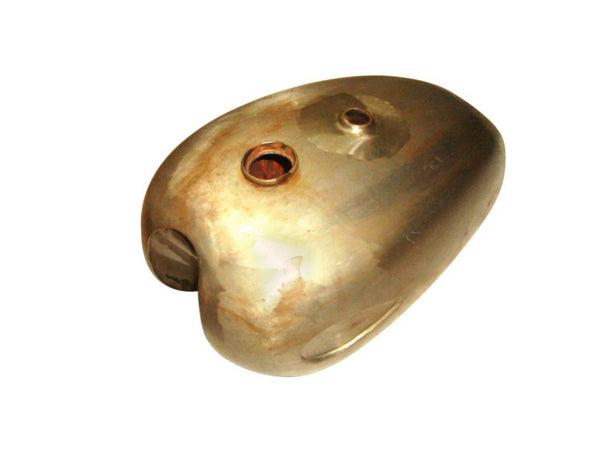 GOLD STAR BSA A7 A10 SUPER ROCKET FUEL/ GAS / PETROL TANK- HI QUALITY STEEL-RAW  AVAILABLE AT at Classic Spare Parts