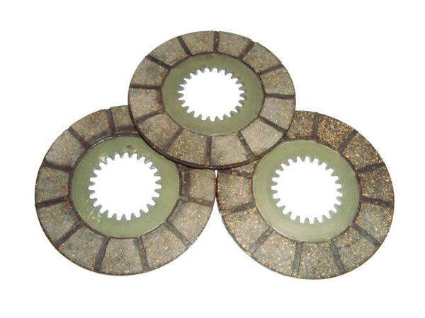 BSA BANTAM D1-D10 TRIALS FRICTION CLUTCH PLATES 1948-70 PART NO- 90-1318 AVAILABLE AT at Classic Spare Parts