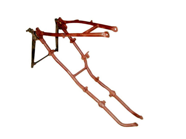 TRIUMPH RIGID PRE WAR 5SW 3SW TIGER 70/80 3HW FRAME BODY WITH REAR STAND AVAILABLE AT at Classic Spare Parts