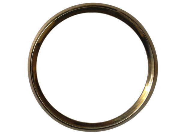 HIGH QUALITY BRASS SPEEDOMETER BEZEL RIM FITS VINTAGE CLASSIC MOTORCYCLES AVAILABLE AT at Classic Spare Parts