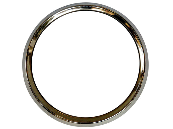 Brand New Speedometer Brass Outer Crimping Bezel Ring 85mm available at Online at classicspareparts