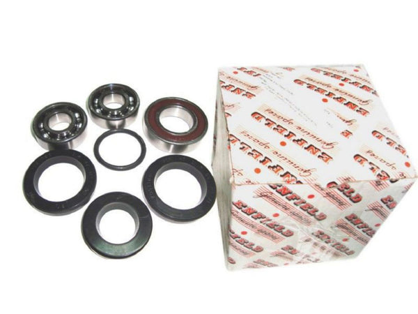 Rear Wheel Bearing Kit Fits Royal Enfield available at Online at classicspareparts