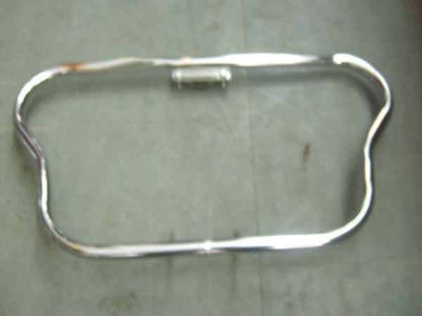 BRAND NEW CRASH GUARD CHROMED NEW  ARMY BULLET REPRODUCTION AVAILABLE AT CLASSIC SPARE PARTS