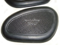 BEST QUALITY MATCHLESS PETROL TANK KNEEPAD PAIR PART NO. 93-0467 -1938-65 available at AT CLASSIC SPARE PARTS