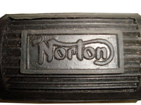 BRAND NEW NORTON FOOTREST FRONT & REAR KIT PEDAL TYPE #04-0370 available at AT CLASSIC SPARE PARTS