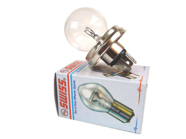 BRAND NEW 12V -45/40W ASYMMETRIC HEADLAMP BULB BUY 1 GET 1 FREE BEST QUALITY AVAILABLE AT CLASSIC SPARE PARTS