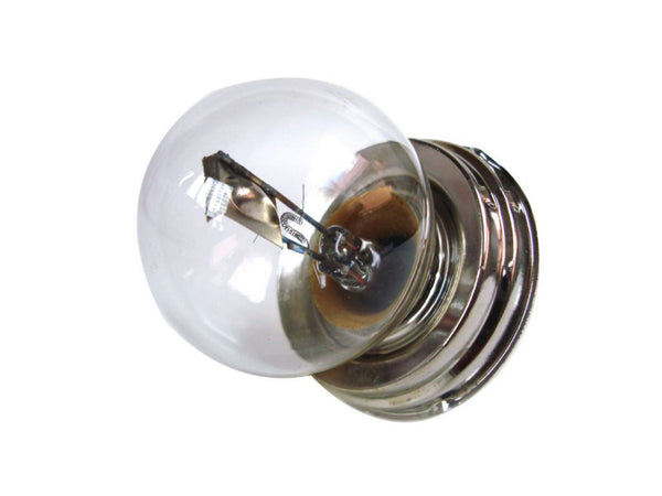 BRAND NEW ENFIELD 12v-45/40w ASYMMETRIC HEADLAMP BULB+SHIELD -142301-ROYALSPARES AVAILABLE AT CLASSIC SPARE PARTS
