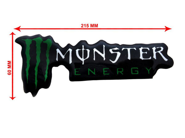 Brand New Monster Sticker Vinyl Stickers Fits Motorcycles,Bicycles,Scooters available at Online at classicspareparts