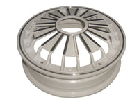"HIGH QUALITY  VESPA LML SCOOTERS 2.50/10"" WHITE DOUBLE WHEEL RIM TUBELESS AVAILABLE AT AT CLASSIC SPARE PARTS"