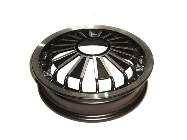 HI QUALITY VESPA PX MODELS 10 INCH WHEEL RIM ALUMINIUM MATT AVAILABLE AT AT CLASSIC SPARE PARTS