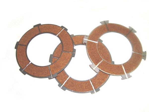 BRAND NEW VESPA PX  CLUTCH PLATE SET  AVAILABLE AT CLASSIC SPARE PARTS