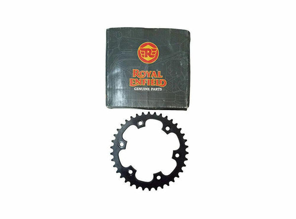 BRAND NEW ROYAL ENFIELD CONTINENTAL GT 535 REAR WHEEL SPROCKET