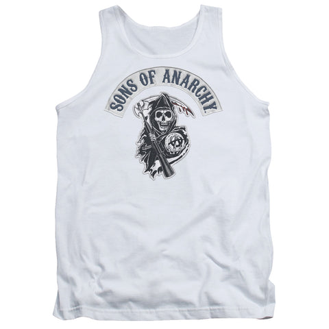 Sons Of Anarchy - Bloody Sickle Adult Tank