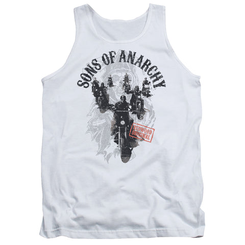 Sons Of Anarchy - Reapers Ride Adult Tank