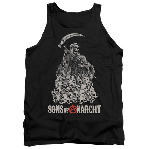 Sons Of Anarchy - Pile Of Skulls Adult Tank