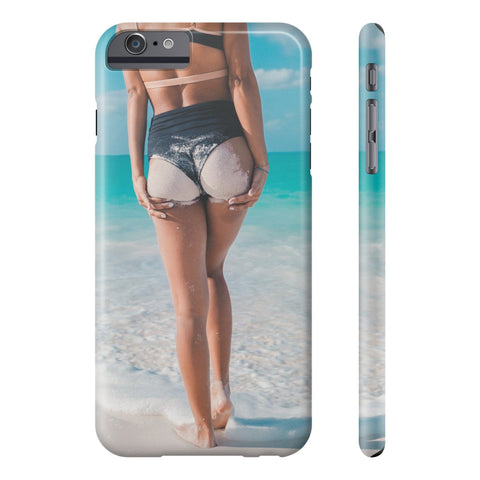 Slim iPhone 6/6s Plus - Strong Flexible Lexan - IntentionalGravity