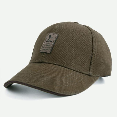 Ediko Green - Contoured SnapBack Caps, 11 earth-tone colors - IntentionalGravity