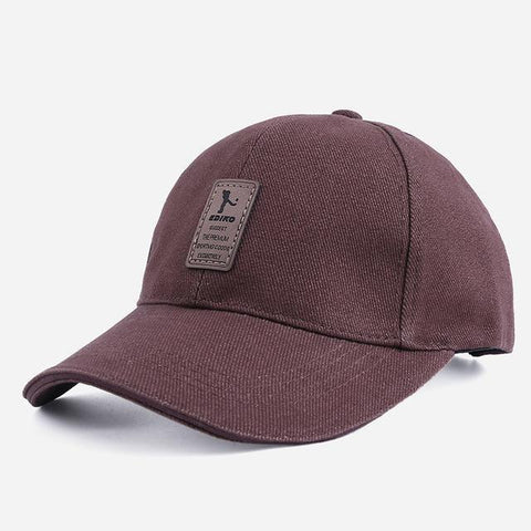 Ediko Brick - Contoured SnapBack Caps, 11 earth-tone colors - IntentionalGravity