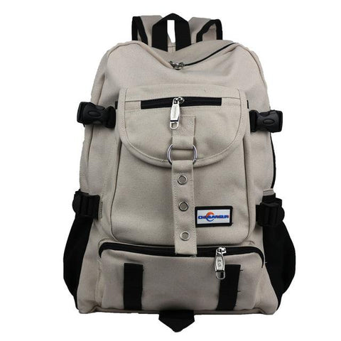 Dusk - Casual Bag, Male Backpack, School Bag, Canvas Bag, Backpacks for Men - IntentionalGravity