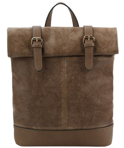 Lauren Backpack (Stone)