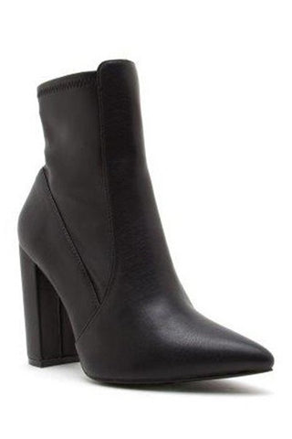 Viper Booties (Black) LAST ONE SIZE 10