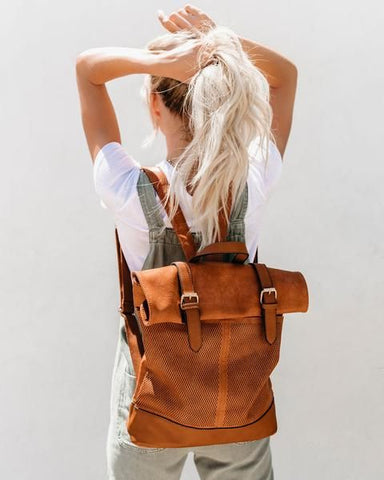 Lauren Backpack (Brown)
