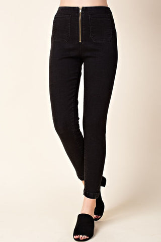 All About Tonight Jeans (Black)