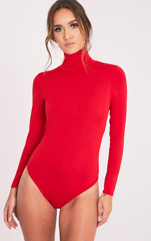 Love Like This Bodysuit (Red)