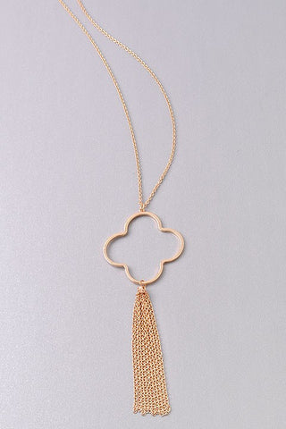 Gold One Last Time Necklace