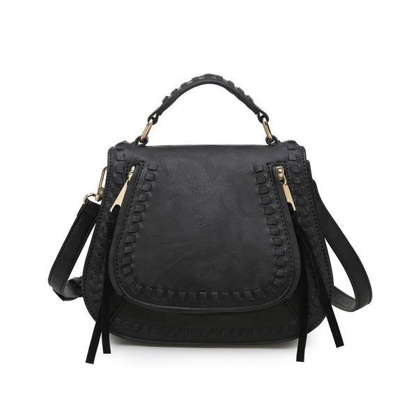 Mini Chloe Bag (Black)