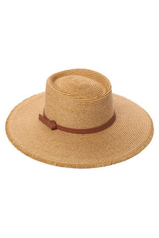Nicoya Panama Straw Hat (Natural)