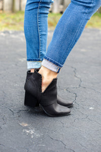 Maci Booties (Black)