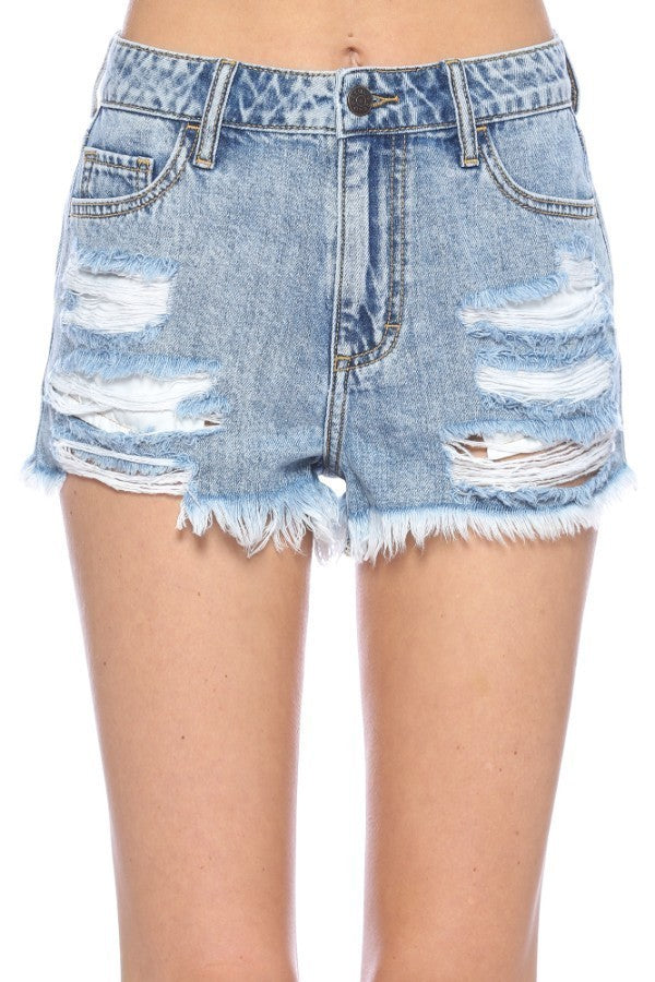 Endless Summer Denim Shorts