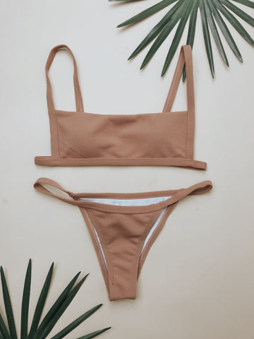 Total Beach Babe Swimsuit Bottom (Nude)