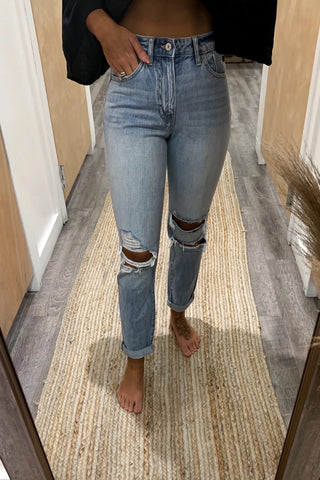 Farah Girlfriend Jeans