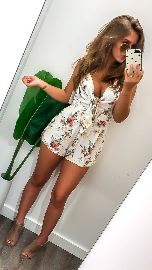 Floral Obsession (White)