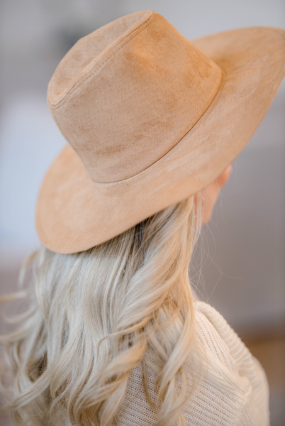 Boho Babe Hat- Tan