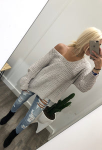 Emily Sweater (Gray)