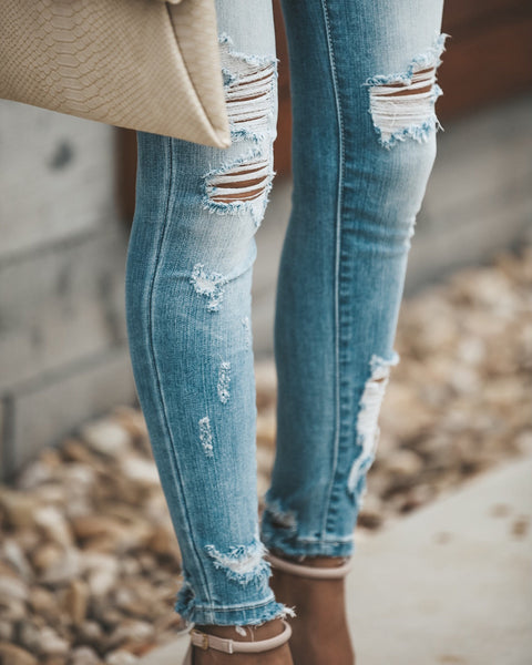 City Love Skinny Jeans