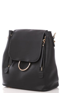 Getting Carried Away Backpack(Black)
