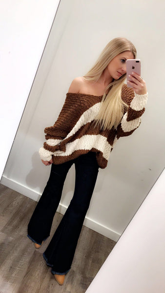 Tainted Love Knit Sweater (Gucci/Cream)