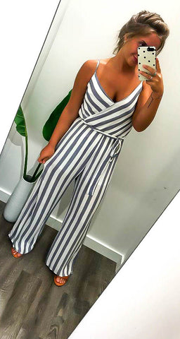 Sunbathing In Spain Jumpsuit