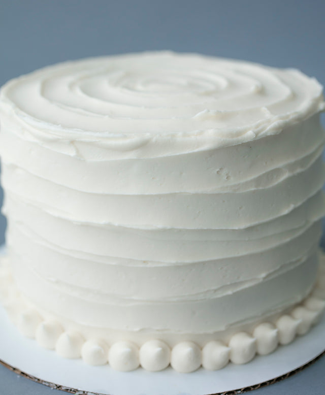 Carrot Cake with Cream Cheese Buttercream
