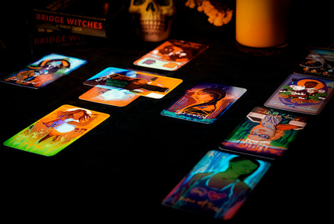 Bridge Witches Tarot Deck (edition 2)