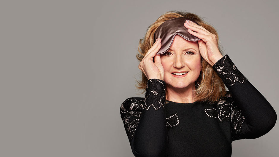 Arianna Huffington is One Successful Snoozer